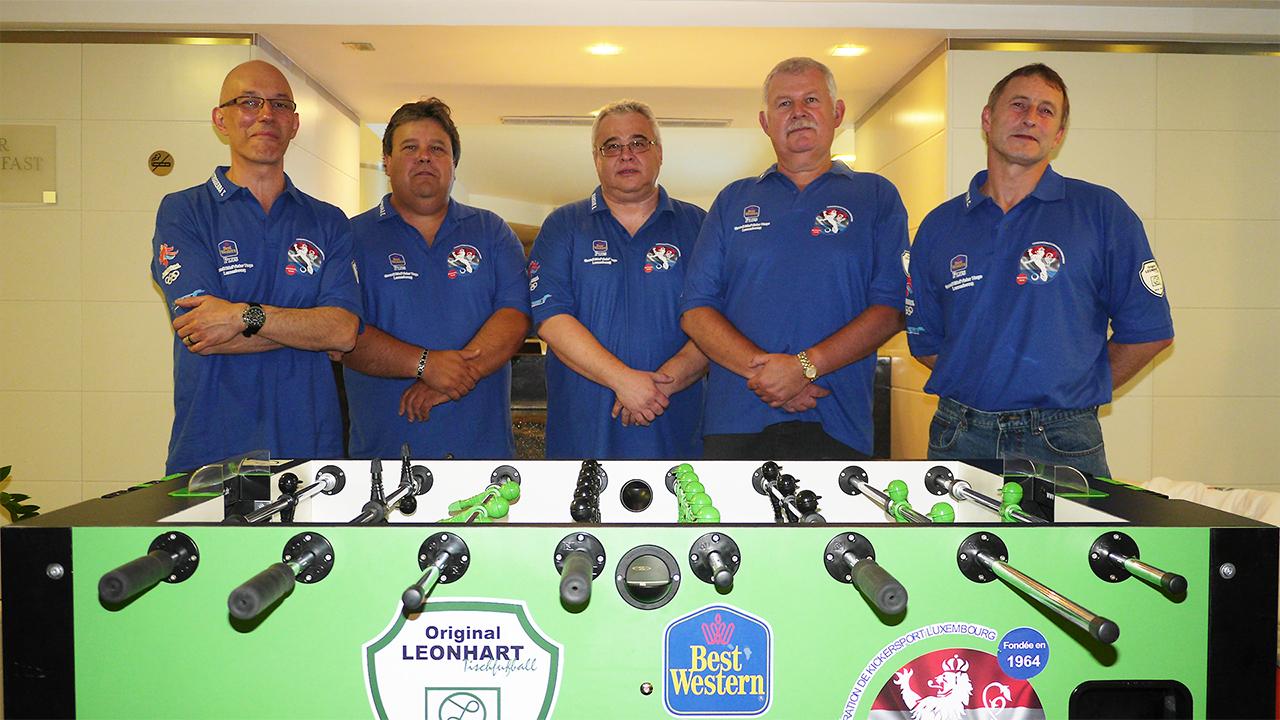 Équipe Nationale Vétérans