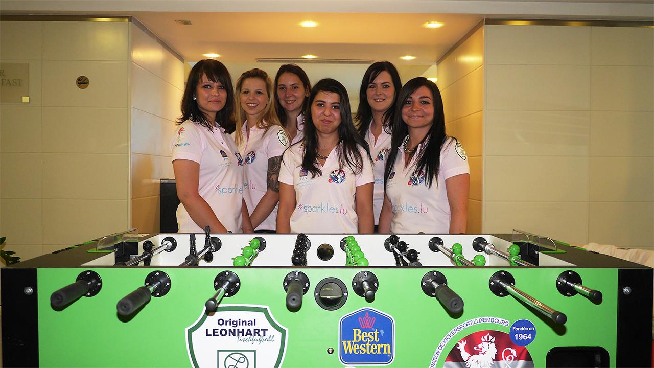 Équipe Nationale Féminine